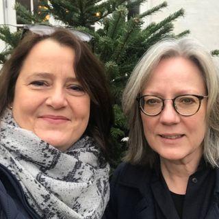 Juledag. Pia Nordin Christensen i samtale med Inge Lise Løkkegaard