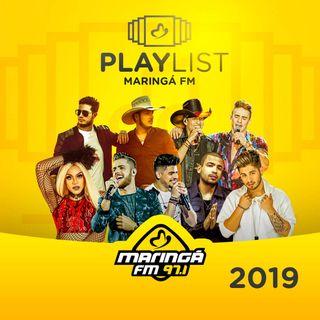 Playlist Maringá FM