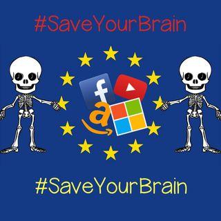 Un mondo senza Daily Cogito? La direttiva UE sul copyright - #saveyourbrain