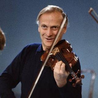 Violin Concerto in B Minor, Op. 61: I. Allegro Yehudi Menuhin/London Symphony Orchestra