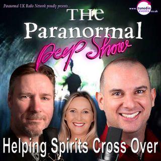 Paranormal Peep Show - Ros Way - Rescue Mediums - 052021