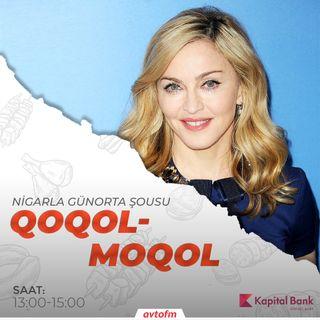 Madonnanın ən sevdiyi yeməklər | Qoqol-moqol #1