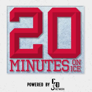 20 Minutes On Ice - 034 - Mid-Season Awards and the NHL on ESPN