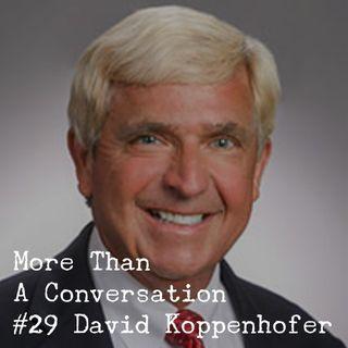 #29 David Koppenhofer, Financial Planner