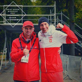 Jak trenują mistrzowie? - Jacek Kostrzeba ŚOB #055