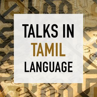 Talks in Tamil Language.