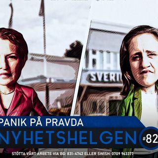 Nyhetshelgen #82 – Panik på Pravda, Åkessons knockout, skvaller från Sveavägen