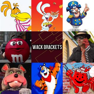 E4 - Junk Food Mascots w/103.9 The Sean : Dropped by the Captain