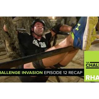 MTV Reality RHAPup | The Challenge Invasion Episode 12 RHAPup