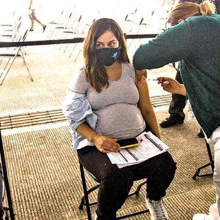 Vacunan a las primeras 395 embarazadas en la alcaldía Cuauhtémoc