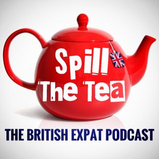 Spill The Tea: Joe Elliott of Def Leppard. Ep1