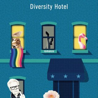 "Luca Zanforlin ""Diversity Hotel"""