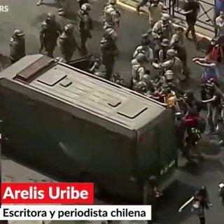 Manifestaciones en Chile; reforma al poder judicial; ley de ingresos y más...