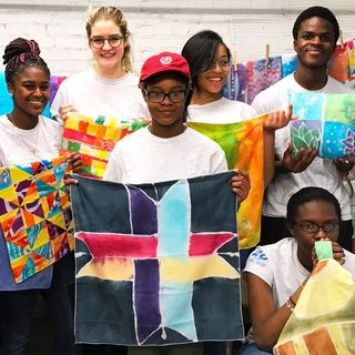 Jade Harrell w/ St. Louis ArtWorks: Elevating STL Teens with Art Apprenticeships