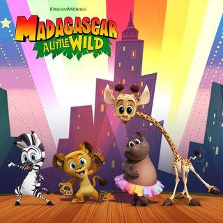 Madagascar ganha uma série de animação