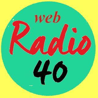 Oroscopiamo a ritmo di musica Radio 40 web