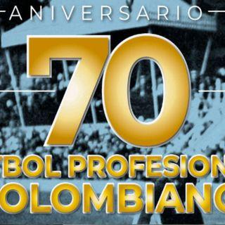 70 años del Fútbol Profesional Colombiano