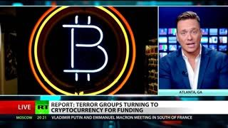 Ben Swann DESTROYS NYT Claim that Terrorists are Turning to BITCOIN