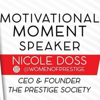 Review: Finding Your Voice with Nicole Doss @ Sistahs in Business Expo