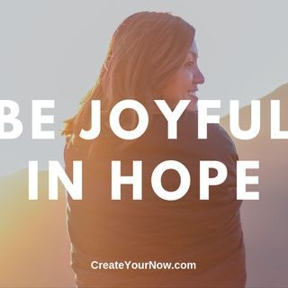 1578 Be Joyful in Hope