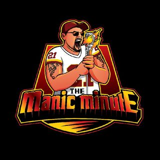 The Manic Minute (Episode #36)