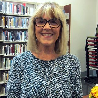"""Author Susan Cushman is my very special guest talking about her latest book """"John and Mary Margaret""""!"""