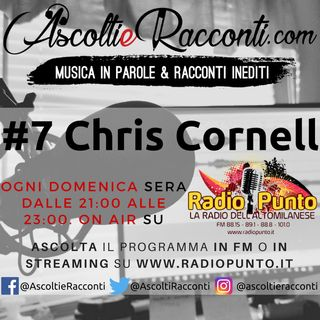 Radio Punto | #7 Chris Cornell 25-02-2018