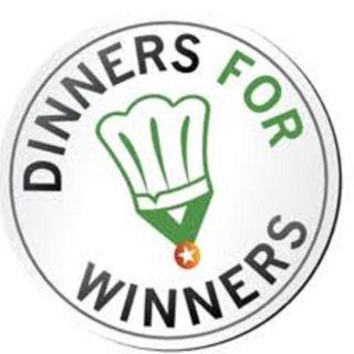 Hot Desk: Dinners for Winners