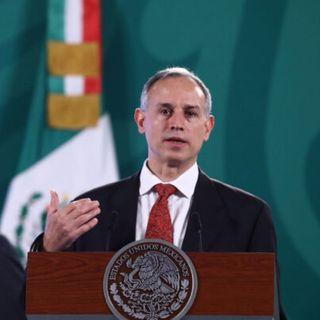 López-Gatell prevé el final de las conferencias diarias sobre Covid-19
