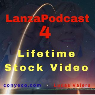 LanzaPodcast 4|Lifetime Stock Video|Stock de Videos HD, Videos 4K De Un Sólo Pago, Lifetime, Royalty Free, Developers Designers Rights|Revie