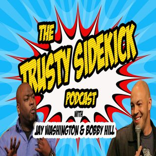 The Trusty Sidekick Podcast - Jay Whittaker of Geekshow