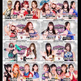ENTHUSIASTIC REVIEWS #65: Tokyo Joshi Pro Wrestle Princess 2020 Watch-Along