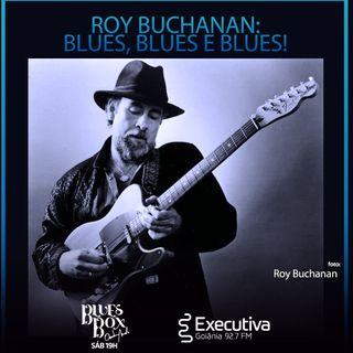 Blues Box - Rádio Executiva - 02 de Janeiro de 2021