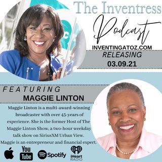 Episode 92 - Maggie Linton (Entrepreneur/On-Air Personality)