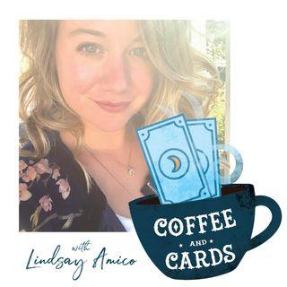 Card Pulls & Coffee - Lindsay Amico
