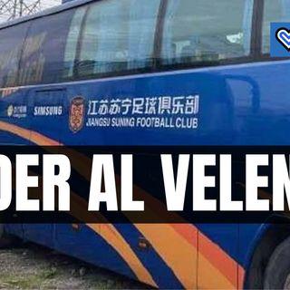 Bus del Jiangsu FC in vendita: arriva il commento ironico di Eder