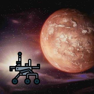 An Aerial Vehicle Is Being Deployed On An Alien Planet -- What Do We Expect To See On Mars?