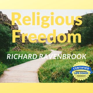 Religious Freedom - Being free to be who you are.