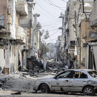 Oltre il Bosforo - Un corridoio umanitario per Kobane