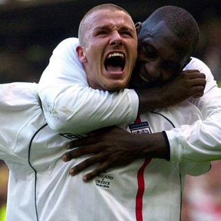 FOOTBALLER LOVE LETTERS: David Beckham