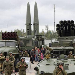 ¿Nueva Guerra Fría entre EEUU y Rusia?
