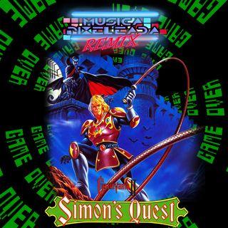 Castlevania II: Simon´s Quest (FDS - NES)