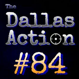 "TDA #84~April 23, 2016: ""Action/Reaction: The Two-Plot Scenario""."