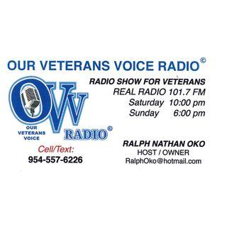 Our Veterans Voice Radio Show