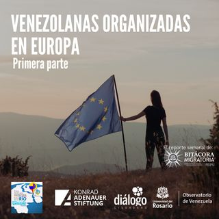 Venezolanas organizadas en Europa. I Parte