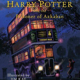 Harry Potter and The Prisoner of Azkaban Audiobook - Chapter 4