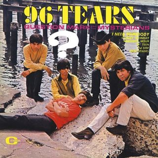STEVE LUDWIG'S CLASSIC POP CULTURE # 107 ~ QUESTION MARK 96 TEARS ANNIVERSARY