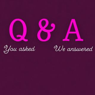 Within These Four Walls Q&A PART 2