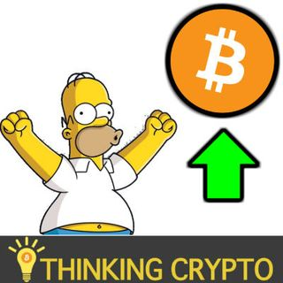 The Simpsons Crypto Episode Frinkcoin - Mainstream Crypto Adoption - Bitcoin Bull Run 1000 Days