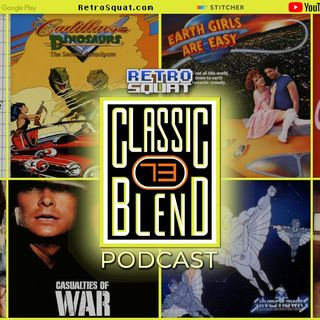 Classic Blend Podcast 73 - Alvin and the Chipmunks, One Day At A Time & Alex Kidd